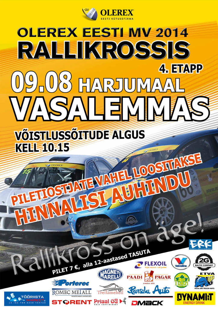 Olerex Eesti mv rallikross_Vasalemma 4 2014
